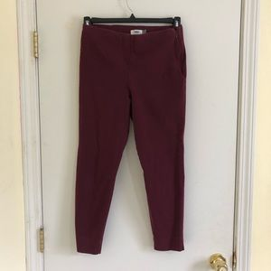 Old Navy Cropped Ankle Pants